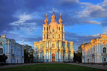 smolny-cathedral foto